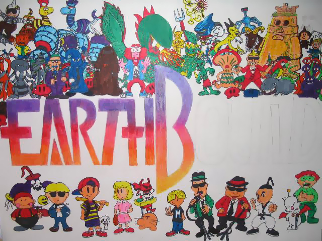 STARMEN NET - EarthBound / Mother 3 Goodness