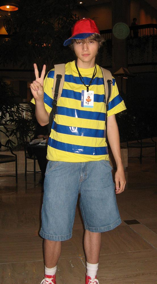 ness cosplay