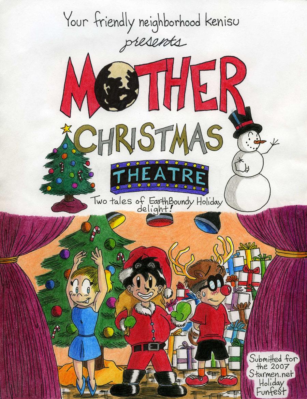 Mother Christmas Cartoon.Starmen Net Earthbound Mother 3 Goodness