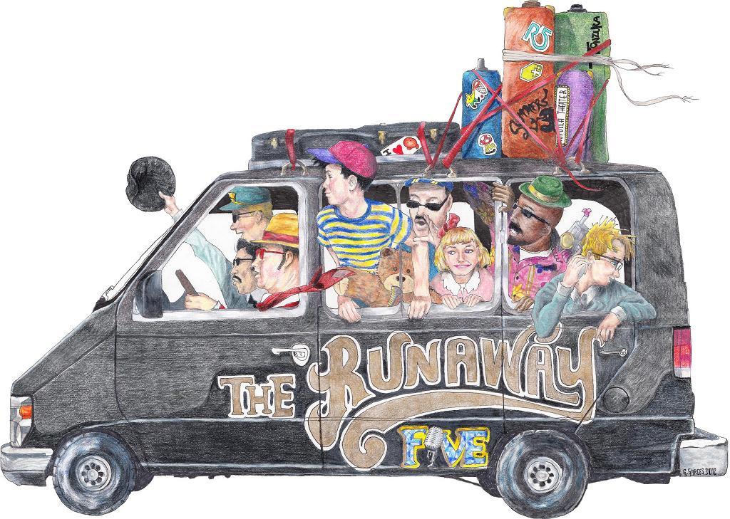 Runaway Five Plus Three - by Earthbound Runaway Five